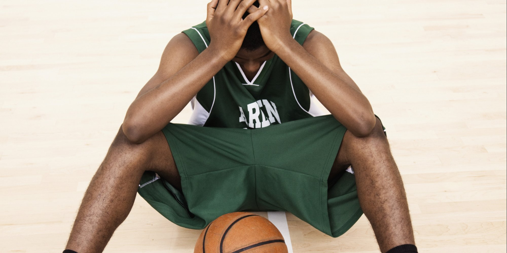 distraught, athlete, sports